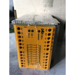 774150 PILZ PZE 9 Safety Relay